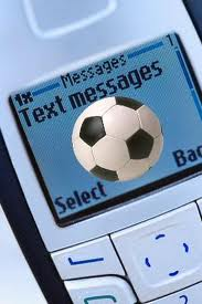 SMS Foot opération marketing par sms avec les supporters